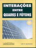 Interações Entre Quarks e Fótons - Argônio