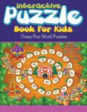 Interactive Puzzle Book For Kids - Bowe packer