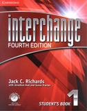 Interchange 1 sb with dvd-rom - 4th ed - Cambridge university
