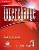 Interchange 1 tb - 4th ed - Cambridge audio visual  book teacher