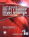 Interchange 1b sb with dvd-rom - 4th ed - Cambridge university
