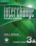 Interchange 3a sb with self-study dvd-rom - 4th ed - Cambridge university
