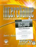 Interchange intro sb b self-study dvd-rom and online wb  pack - 4th ed - Cambridge university