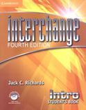 Interchange intro sb with dvd-rom - 4th ed - Cambridge university