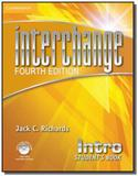 Interchange intro students book with self study dn - Cambridge