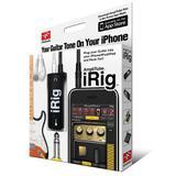 Interface Adaptador De Guitarra Para iPhone iPod Touch iPad iRig AmpliTube - IK Multimedia