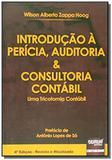 Introducao a pericia auditoria e consultoria conta - Jurua