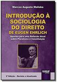 Introducao a sociologia do direito de eugen ehrlic - Jurua