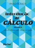 Introdução ao cálculo - Editora blucher