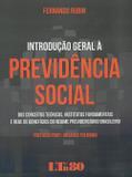 Introdução Geral à Previdência Social - Ltr