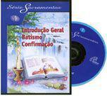 Introducao geral, batismo, confirmacao - S. Sacramentos 1 - DVD (114 min.) - Paulinas