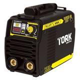Inversora 2 em 1 Tig e Eletrodo 200A 220v Super tork