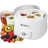 Iogurteira Cadence Naturalle 1 Litro IOG100 Branco - Bivolt