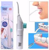 Irrigador Oral Power Floss Portátil Limpeza Profunda Dente Aparelho  22 psi - Power Floss - Waterpik