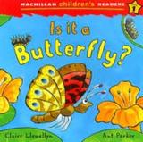 Is It a Butterfly - Macmillan do brasil - disal distribuidor