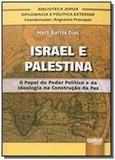 Israel e palestina - o papel do poder politico e d - Jurua