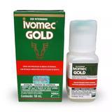 Ivomec Gold Injetável 50 ml -  Solução de Ivermectina 3,15