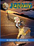 January Jones : O crânio de Mkwawa