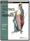 Java Persistence com Hibernate (2007) - Ciencia moderna