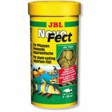 Jbl ração novo fect 58g alimento em pastilhas p/ peixes novofect