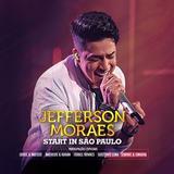 Jefferson Moraes - Start em São Paulo - CD - Som livre