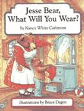 Jesse bear, what will you wear - Ss- simon  schuster