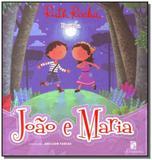 João e Maria - Série Conta de Novo - Moderna - paradidatico
