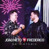 João Neto  Frederico - Em Sintonia - CD - Som livre