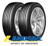 Jogo 2 pneus aro 16 Landsail 195/55 R16 LS388 91W XL