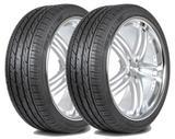 Jogo 2 pneus aro 19 LANDSAIL 255/35 ZR19 96W XL LS588 UHP