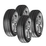 Jogo 4 Pneus Aro 16 Pirelli P1 Cinturato 195/60r16 89h