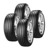 Jogo 4 Pneus Aro 16 Pirelli P7 Cinturato 195/55R16 91V