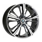 Jogo 4 Rodas Aro 17x7 BMW Serie 4 4x100 GD Et40 Krmai R55