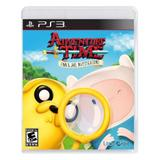 Jogo Adventure Time: Finn and Jake Investigations - PS3 - Little orbit
