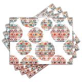 Jogo Americano - Bolas com 4 peças - 1101Jo - Allodi