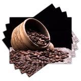 Jogo Americano - Café com 4 peças - 408Jo - Allodi