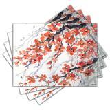 Jogo Americano - Cerejeira com 4 peças - 017Jo - Allodi