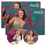 Jogo Americano Coca-Cola Pin-Up Girl - Yaay