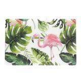 Jogo Americano Flamingo Plástico 43X28CM - 29711 - Lyor