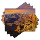 Jogo Americano - Grand Canyon com 4 peças - 448Jo - Allodi