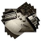 Jogo Americano - Mesa Vintage com 4 peças - 433Jo - Allodi