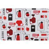 Jogo Americano Plástico Retangular CV150723 Cozinha Imagens Sortido - Casa  video