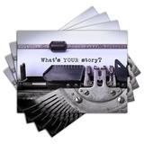 Jogo Americano - Your Story com 4 peças - 417Jo - Allodi