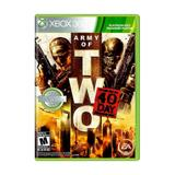 Jogo Army of Two: The 40th Day - Xbox 360 - Bethesda softworks