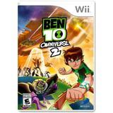 Jogo Ben 10: Omniverse 2 - Wii - D3 publisher