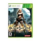 Jogo Blades of Time - Xbox 360 - Konami