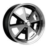 Jogo c/4 rodas aro 17x6,0 krmai r84 4x130 offset 42 bd (black diamond) fusca