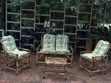 Jogo Cadeira Área Jardim Edicula Piscina Churrasqueira - Trama Original