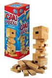 Jogo Caiu Perdeu é um jogo de estratégia com 54 peças - Pais e filhos
