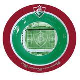 Jogo com 4 Pratos do Fluminense - Almix
